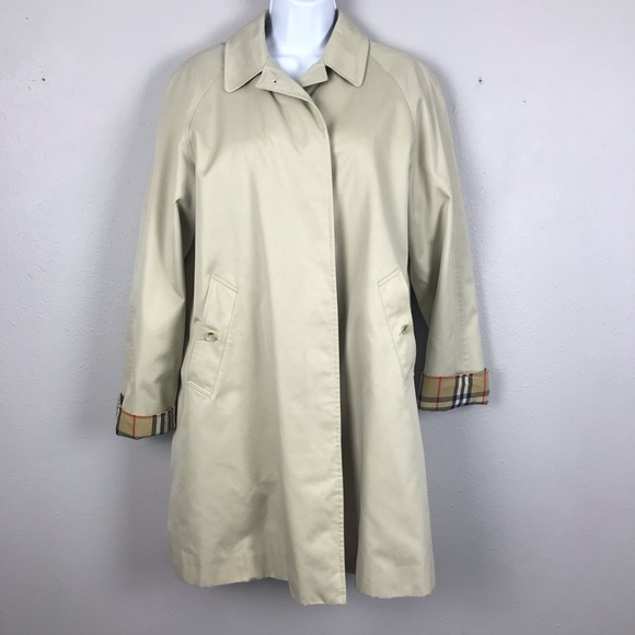 14e1a3971db Burberry Trench Coat with Wool Warmer 10